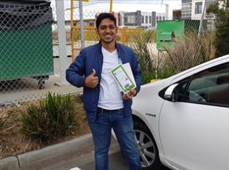 Driving Test Passed